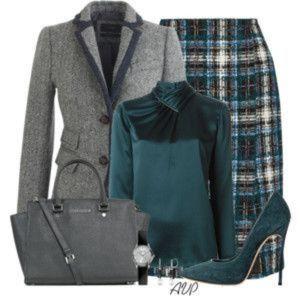 Oscar de la Renta Cotton-blend Tweed Pencil Skirt